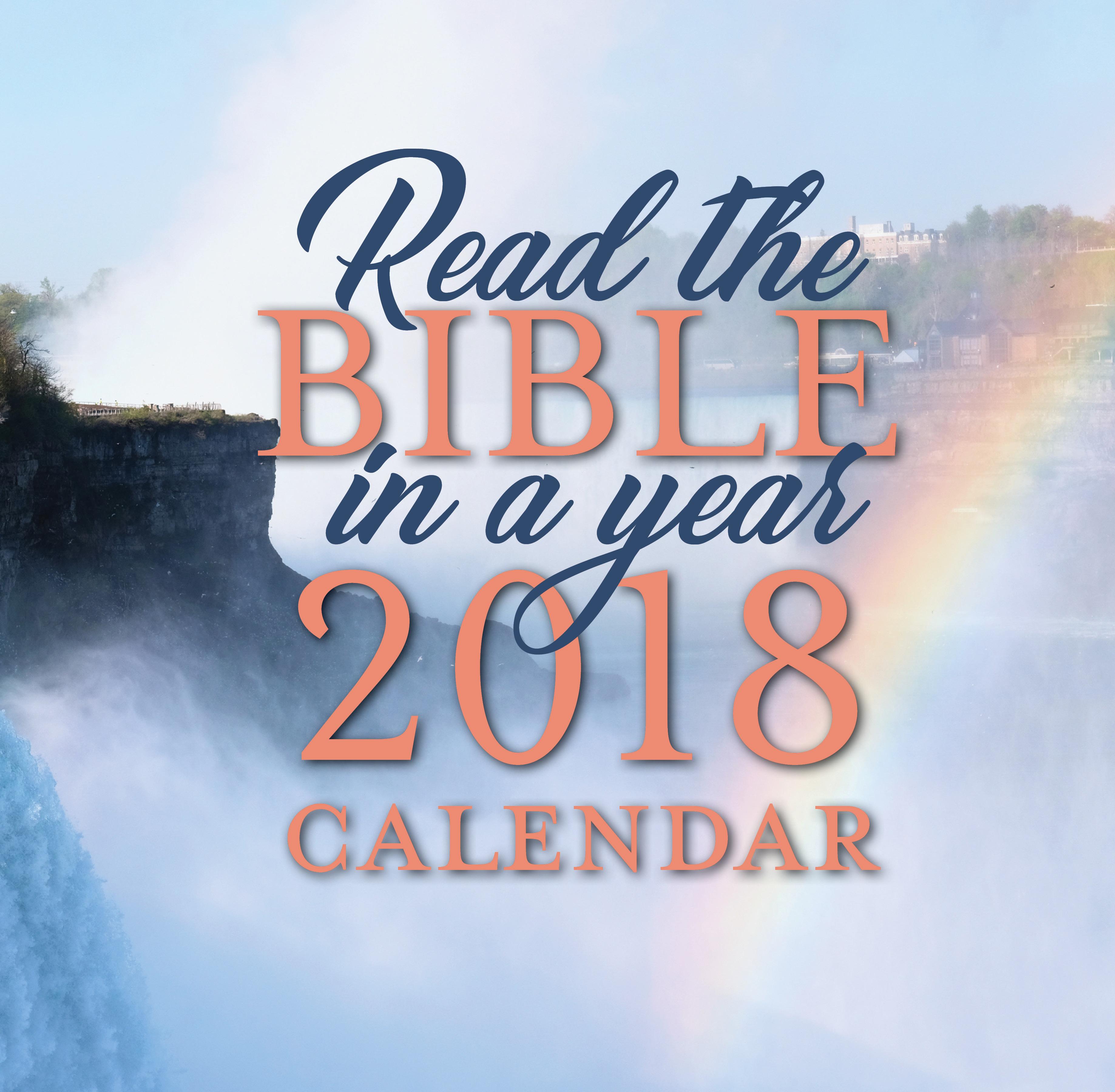 Bible Calendars 2018 2018 Bible Verse Calendar
