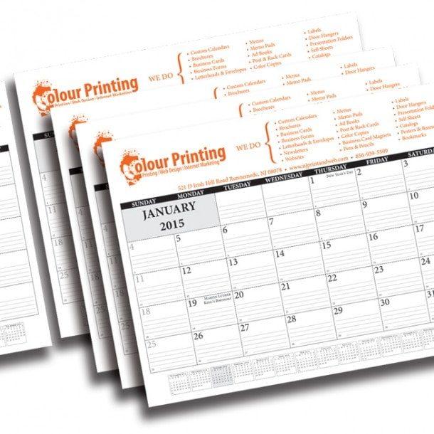 Desk Calendars 2017 Desktop Calendars 2017 New York