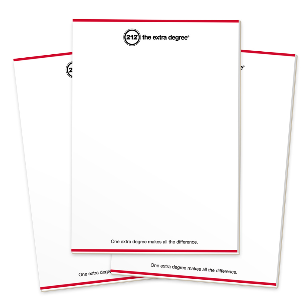 Magnetic Notepad | Magnetic Fridge Notepad – Colour Printing