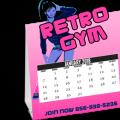2018 Monthly Calendar Printing